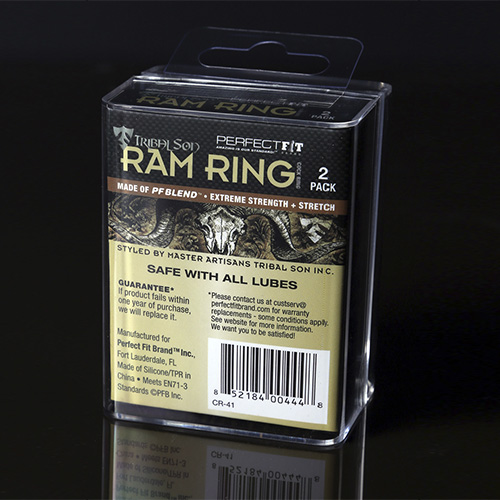 Ram Ring Double Pack boxed